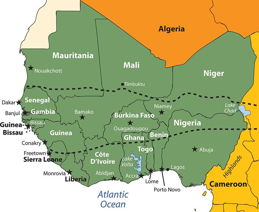 Diario africano di un viaggiatore milanese