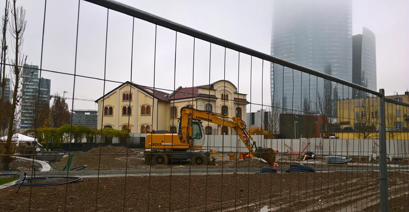 La nuova Milano è una città anche orizzontale