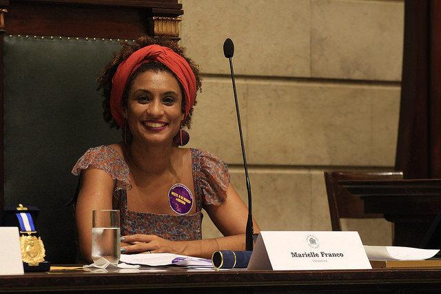 Marielle Franco: presented