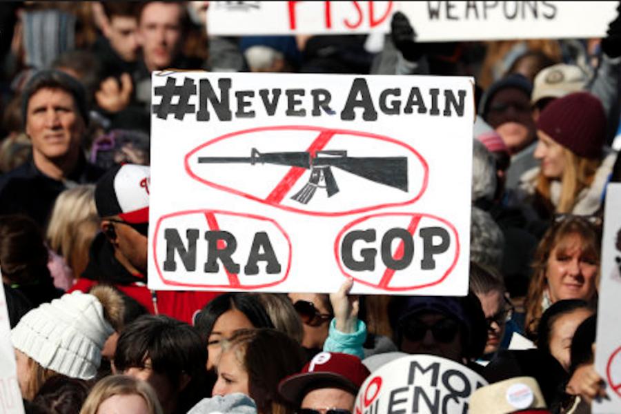 Gli USA contro le armi: Lorenza Pieri da Washington (Seconda parte)