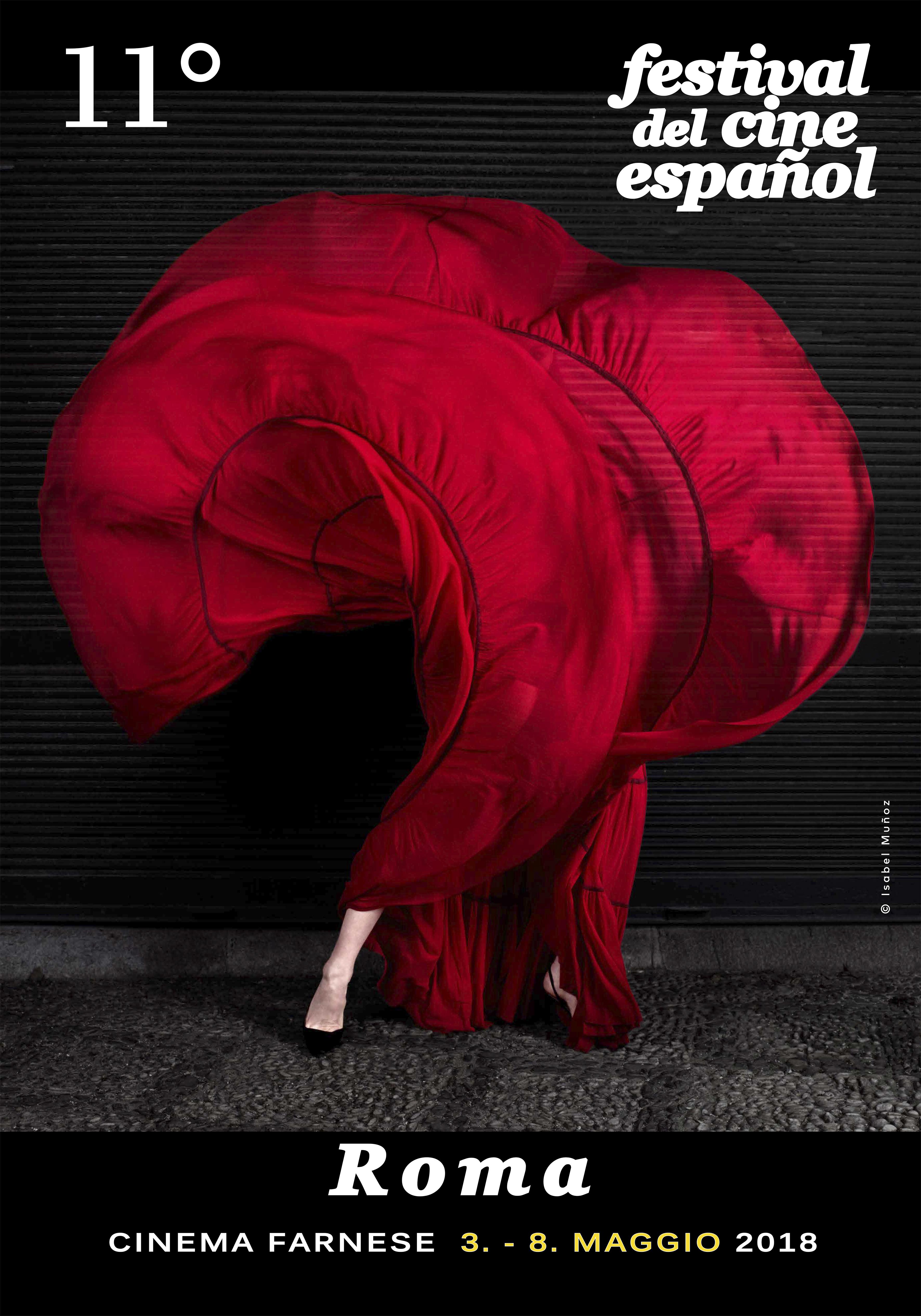 Si svolgerà al Cinema Farnese di Roma, dal 3 all'8 maggio 2018 e a seguire in numerose città italiane, l'11° Edizione del Festival del Cinema Spagnolo