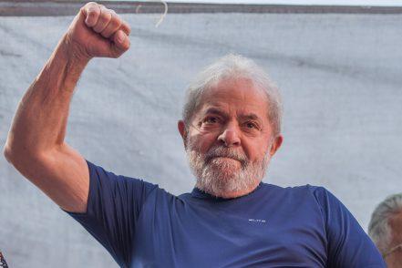 Lula è oramai un prigioniero politico