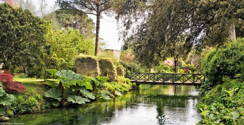Il Giardino di Ninfa tra i tre finalisti dell'European Garden Award 2018/2019
