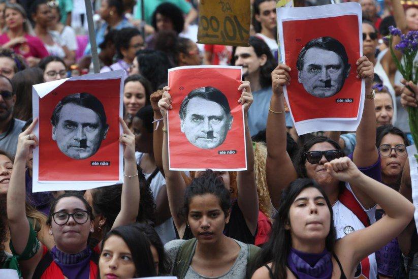 Brasile: un presidente di estrema destra si insedia il primo gennaio 2019
