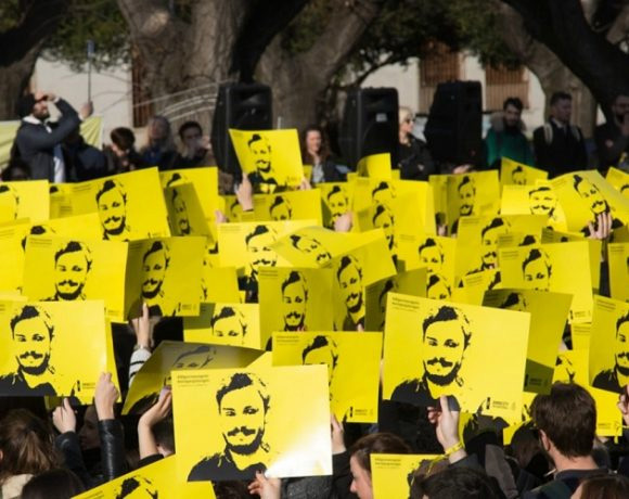 Verità e Giustizia per Giulio Regeni: facciamoci Stato noi