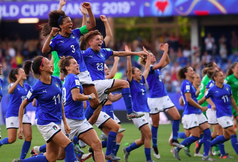 Riflessioni sul calcio femminile